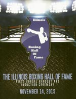 Emanuel Steward letter of recommendation Mike Joyce